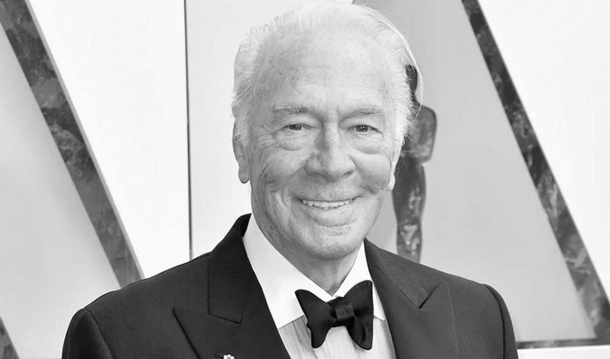 Christopher Plummer nie żyje. Zmarł w wieku 91 lat