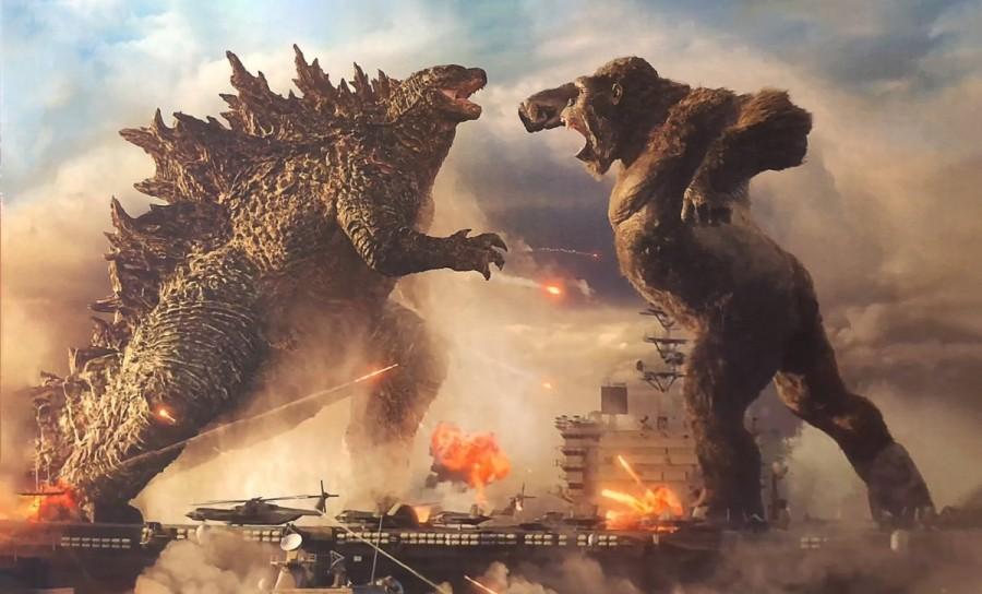 Godzilla vs. Kong – zwiastun już dostępny!