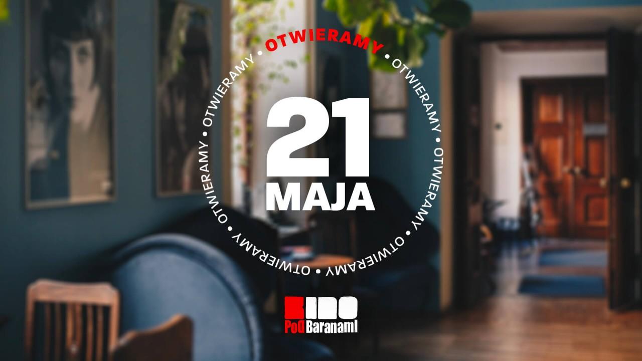 Kino Pod Baranami ponownie otwiera drzwi – zobacz, co możesz obejrzeć już w najbliższy piątek!
