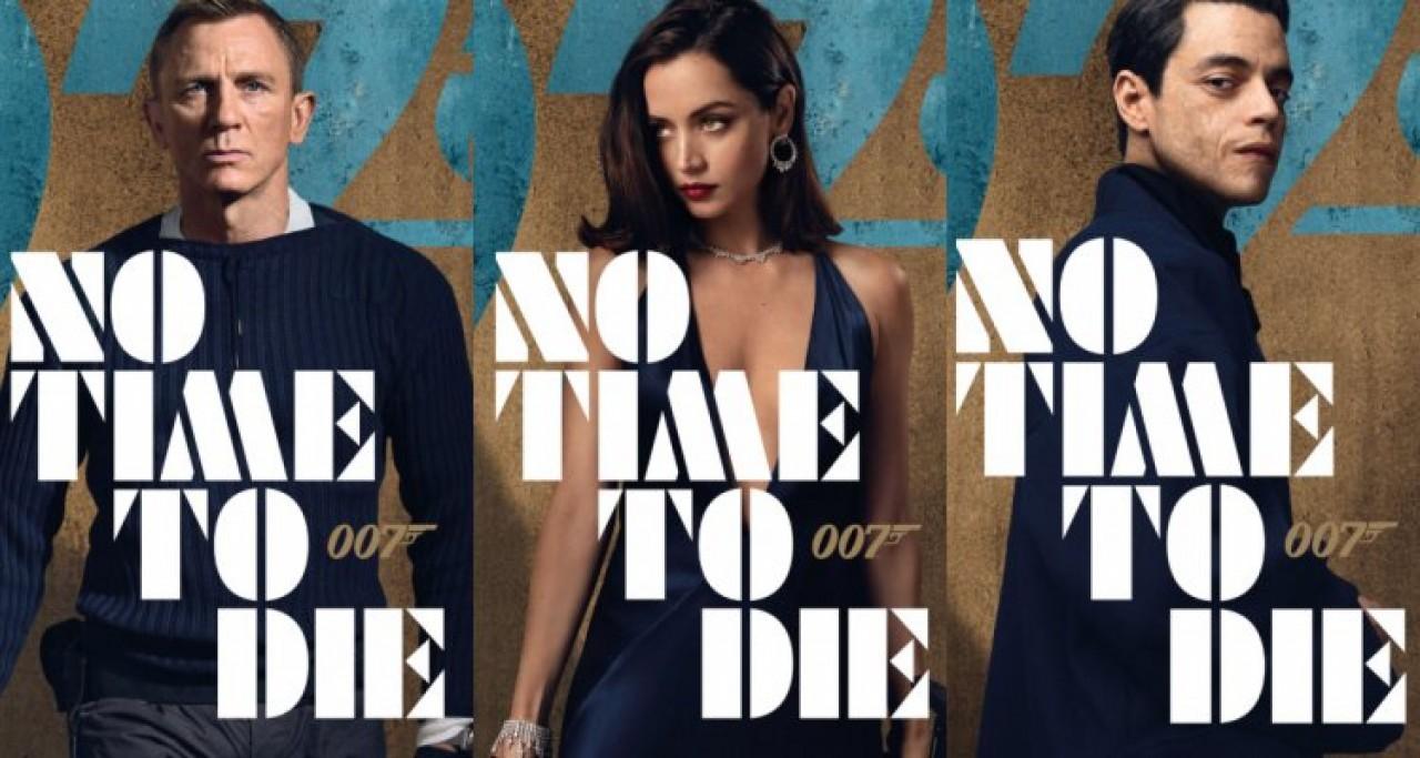 No time to die czyli ostatni Bond w wykonaniu Daniela Craiga.