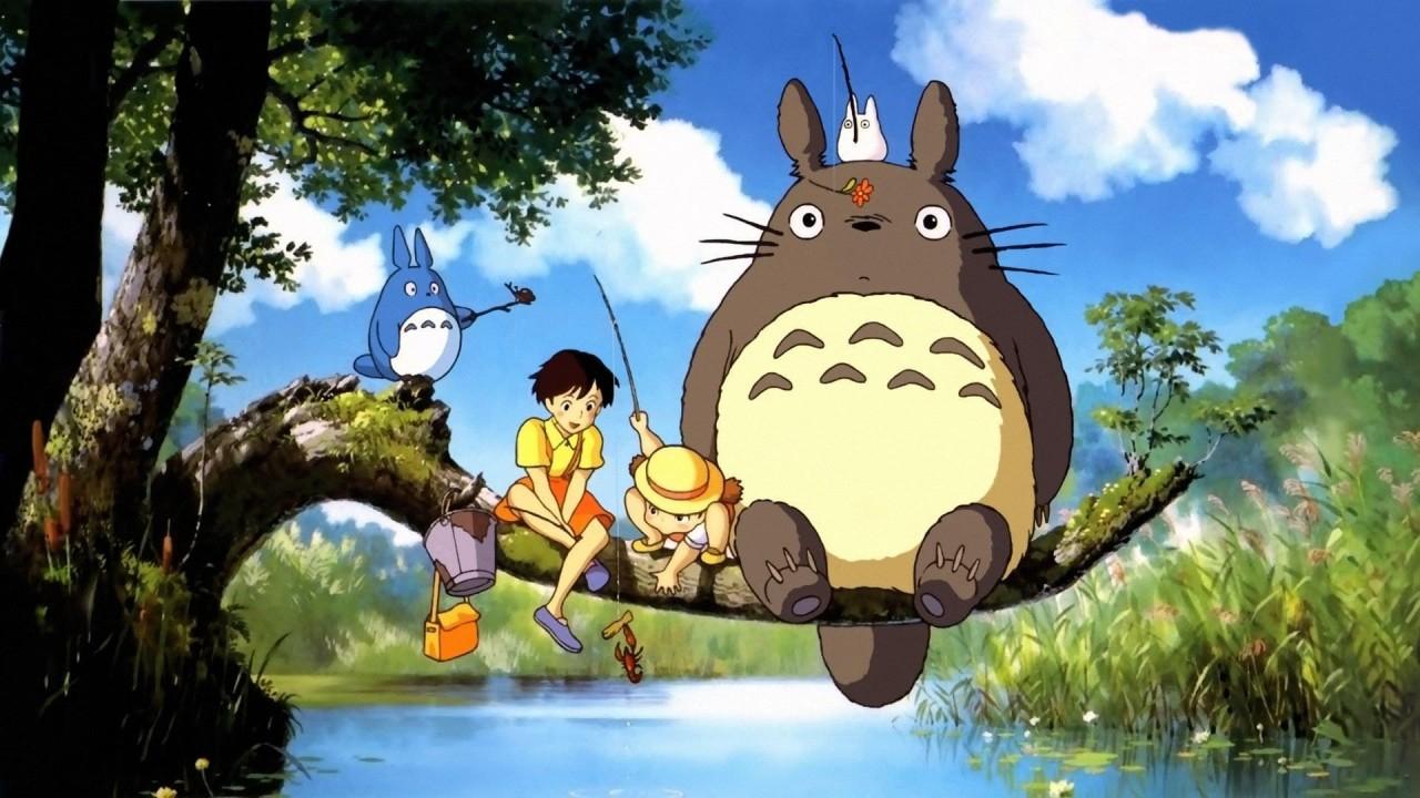 Pierwsze kroki z japońską animacją - GHIBLI