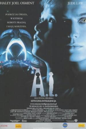Film A.I. Sztuczna inteligencja online