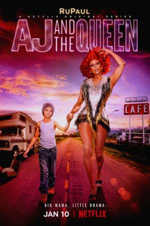 Film AJ and the Queen online