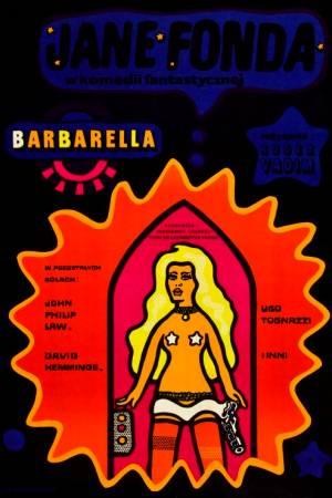 Film Barbarella - królowa galaktyki online