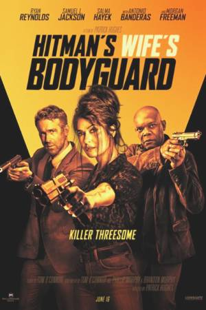 Film Bodyguard i żona zawodowca online