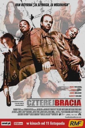 Czterej bracia cały film online