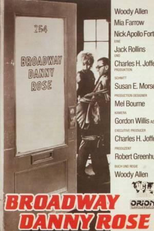 Film Danny Rose z Broadwayu online