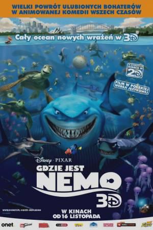 Gdzie jest Nemo? cały film online