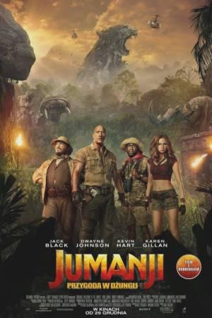 Film Jumanji: Przygoda w dżungli online