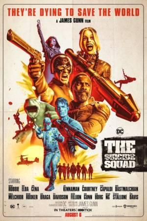 Film Legion samobójców: The Suicide Squad online
