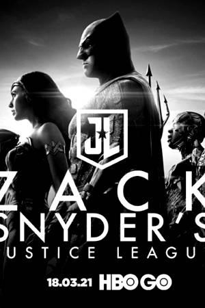 Film Liga Sprawiedliwości Zacka Snydera online