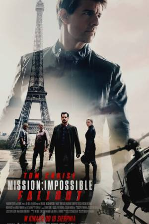 Film Mission: Impossible - Fallout online