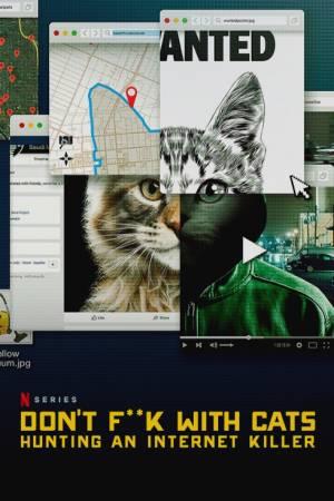 Odwal się od kotów: Polowanie na internetowego mordercę cały film online