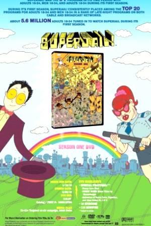 Film Superjail! online