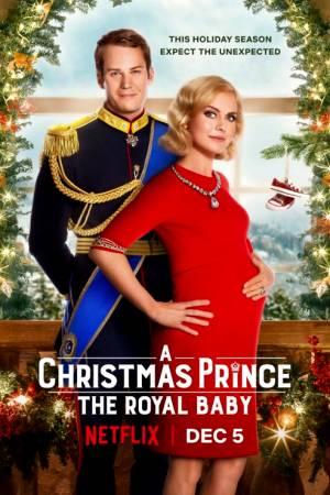 Świąteczny książę: Królewskie dziecko cały film online