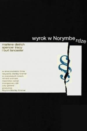 Film Wyrok w Norymberdze online